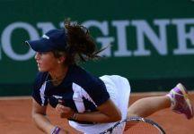 """Federica Rossi: """"Ho tanto da imparare, ma anche tanti sogni…"""" La 16enne tennista di Sondrio, reduce dai suoi primi incontri professionistici, si racconta ai lettori di livetennis"""