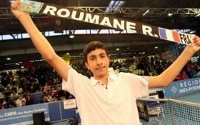 Rayane Roumane classe 2000