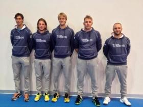 La squadra di Rovereto