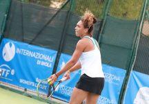 ITF Imola: Il resoconto dei quarti di finale. Stefania Rubini in semifinale