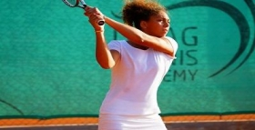 Stefania Rubini classe 1992, n.536 WTA