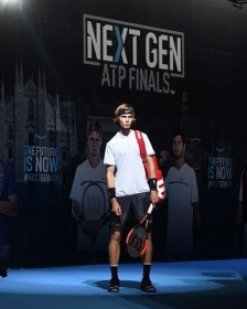 Andrey Rublev, n.14 ATP