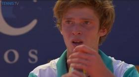 Andrey Rublev classe 1997, n.329 ATP