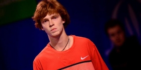 Andrey Rublev classe 1997, n.161 ATP