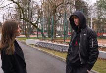 Un documentario sulla vita di Rublev, Andrey si racconta