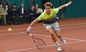 Samuel Vincent Ruggeri nella foto