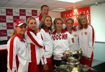 La squadra russa di Fed Cup non è più la stessa di un tempo