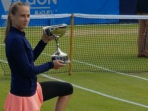 Magdalena Rybarikova nella foto