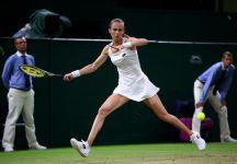 """Magdalena Rybarikova e la sua semifinale di Wimbledon. Sono ben 17 gli slam consecutivi in cui c'è in campo una """"nuova"""" semifinalista"""