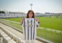 Curiosità: Gabriela Sabatini fa visita alla Juventus