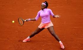 Serena Williams impegnata negli ottavi contro Elina Svitolina