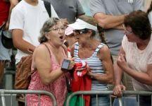 Australian Open: Due Signore litigano per la fascia della Sabalenka (VIDEO)