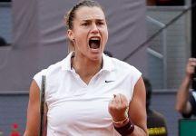 WTA 1000 Madrid: Aryna Sabalenka batte la n.1 del mondo Ashleigh Barty e conquista il torneo spagnolo