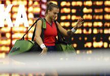 Aryna Sabalenka, che sarebbe stata la prima testa di serie a Indian Wells, prende il covid-19 e non giocherà il torneo. Anastasia Pavlyuchenkova criticata per una frase