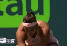 """Video del Giorno: La Sabalenka sul match point della Kvitova """"Era un metro fuori"""""""
