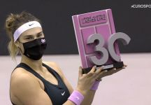 WTA Linz: Un'altra vittoria per Aryna Sabalenka. Successo e top ten