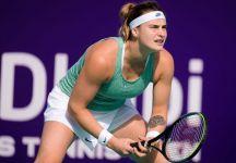 WTA Adu Dhabi: Successo di Aryna Sabalenka. Sarà n.7 del mondo dalla prossima settimana (con il video della finale)