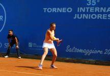 Us Open Junior: Federica Sacco al turno decisivo, fuori Pigato e Biagianti