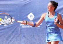 ITF Junior Prato: Marson sorprende Frinzi, Federica Sacco batte la n.7 del seeding