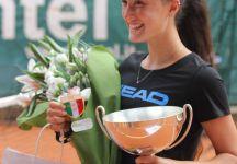 """Federica Sacco vince i Campionati Italiani Femminili Under 16.  Le impressioni """"a caldo"""" della 15enne napoletana e del suo coach Lino Sorrentino"""