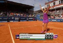 WTA Praga e Rabat: Lucie Safarova vince il torneo di Praga. La Bacsinszky in Marocco