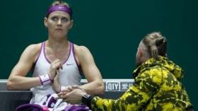 Lucie Safarova dopo tre anni e mezzo rompe la collaborazione con Rob Steckleym