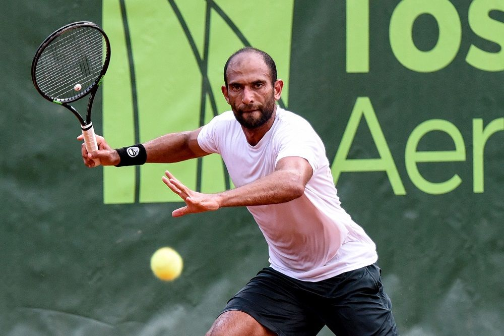 Mohamed Safwat nella foto