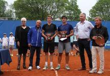 32^ edizione Torneo Internazionale ITF under 18 di Salsomaggiore: Successi italiani di Moroni (che riceve una wild card per le quali ad Ortisei) e Turati