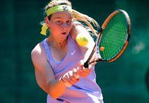 ITF Roma: Primo successo in carriera per la giovane Ludmilla Samsonova, 15 anni.