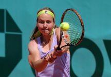 ITF Junior: vittoria di Ludmilla Samsanova sia in singolare che in doppio con Tatiana Pieri. Giulio Zeppieri vince nell'Under 16