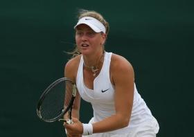 Ludmilla Samsonova nella foto