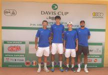 Da San Marino – Coppa Davis: domani l'esordio dei titani contro il Kosovo