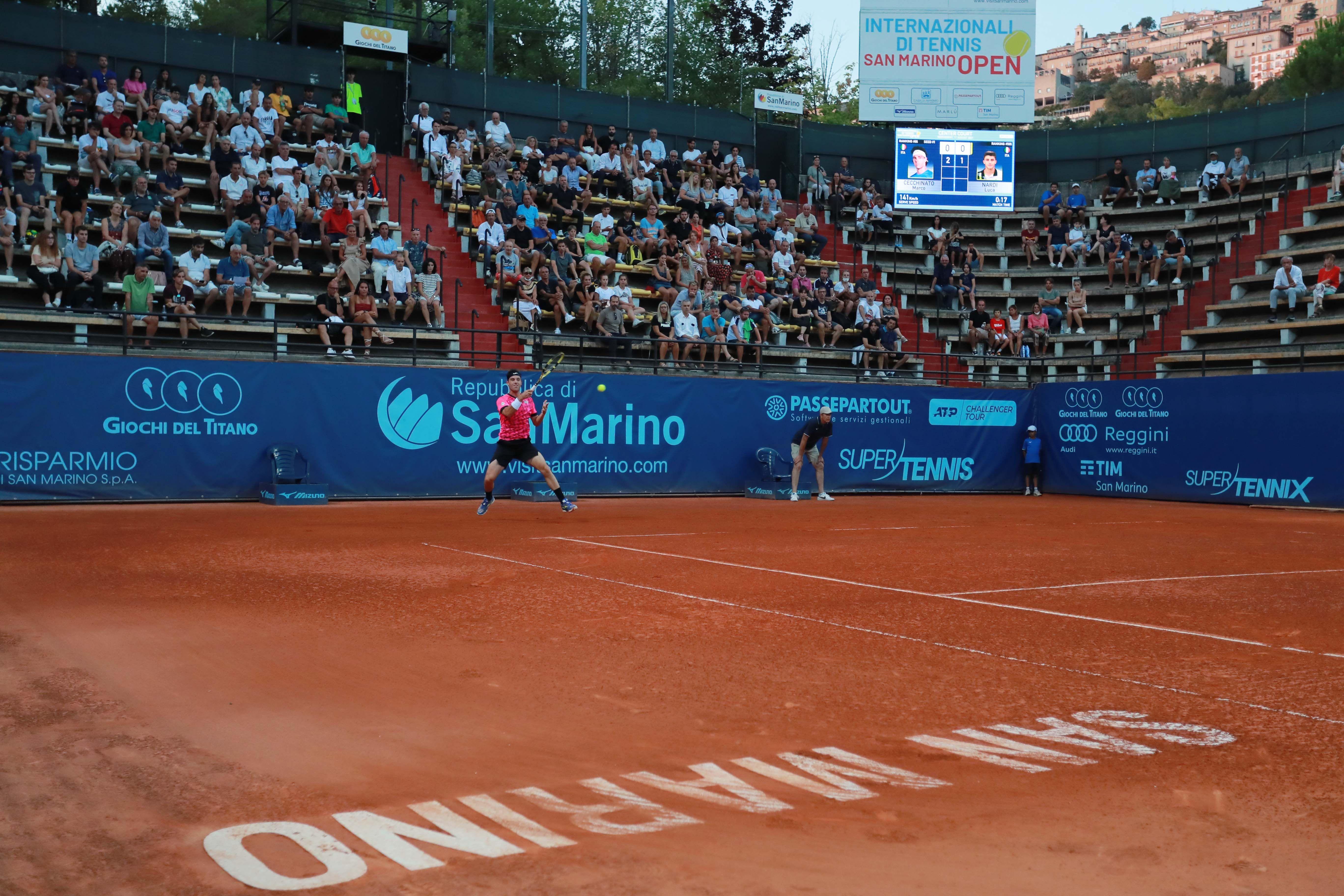 Bilancio conclusivo del torneo di San Marino