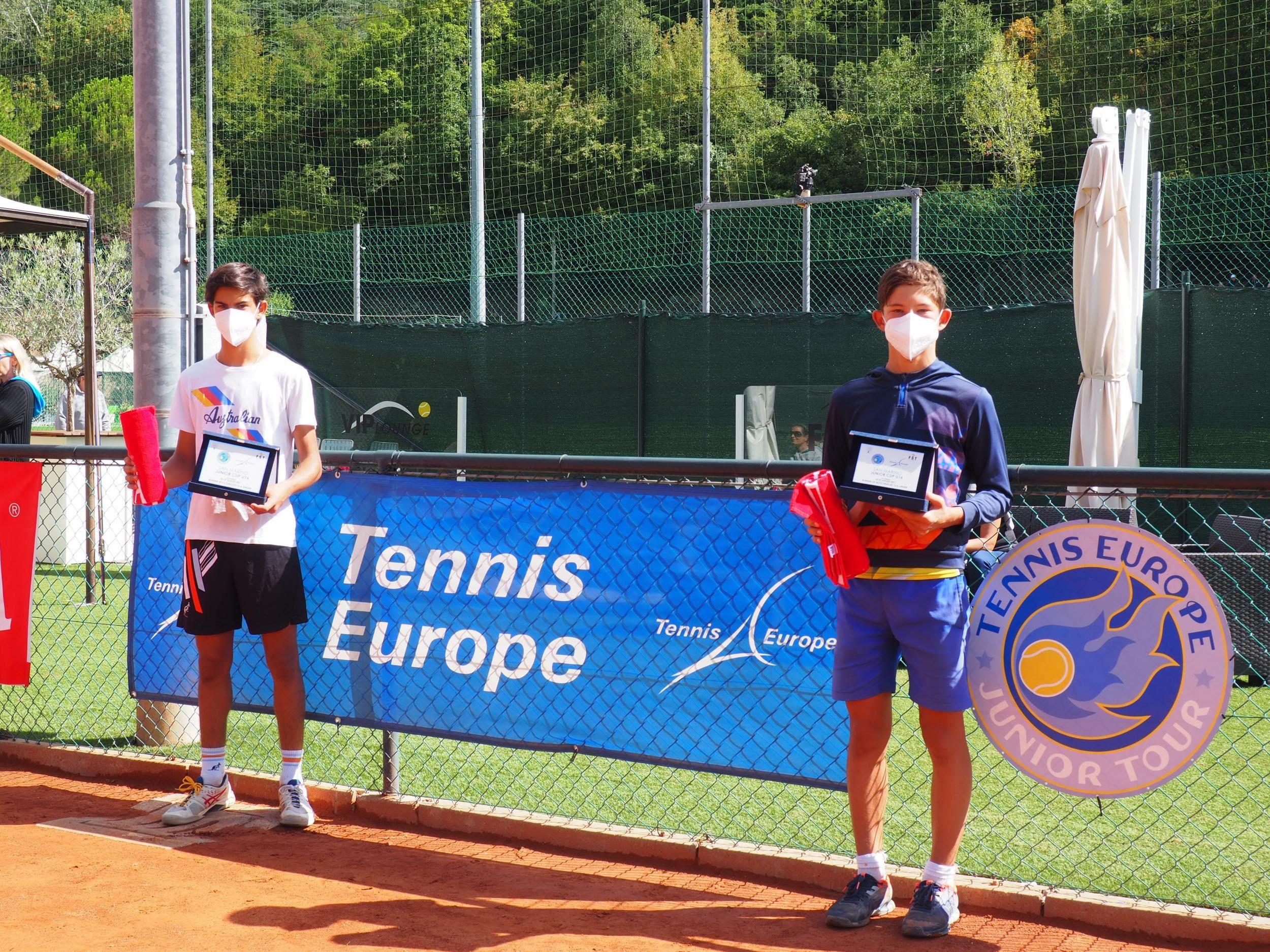 San Marino Junior Cup: vincono Engel, Carboni, Miskovic e Zabkova
