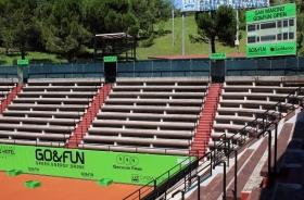 Lancia lo sprint decisivo il '<strong>San Marino Go&Fun Open' 2014, challenger Atp</strong> in pieno svolgimento sui campi del Centro Tennis Cassa di Risparmio