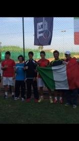 Impresa storica della squadra Under16 del CAST San Marino che vince le final eight di Maniago e si conferma Campione d'Italia a squadre per il secondo anno consecutivo