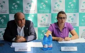 Davis Cup, l'esito dei sorteggi e conferenza stampa