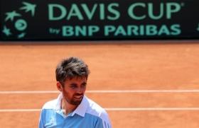 Davis Cup (Gruppo 3), i risultati della prima giornata