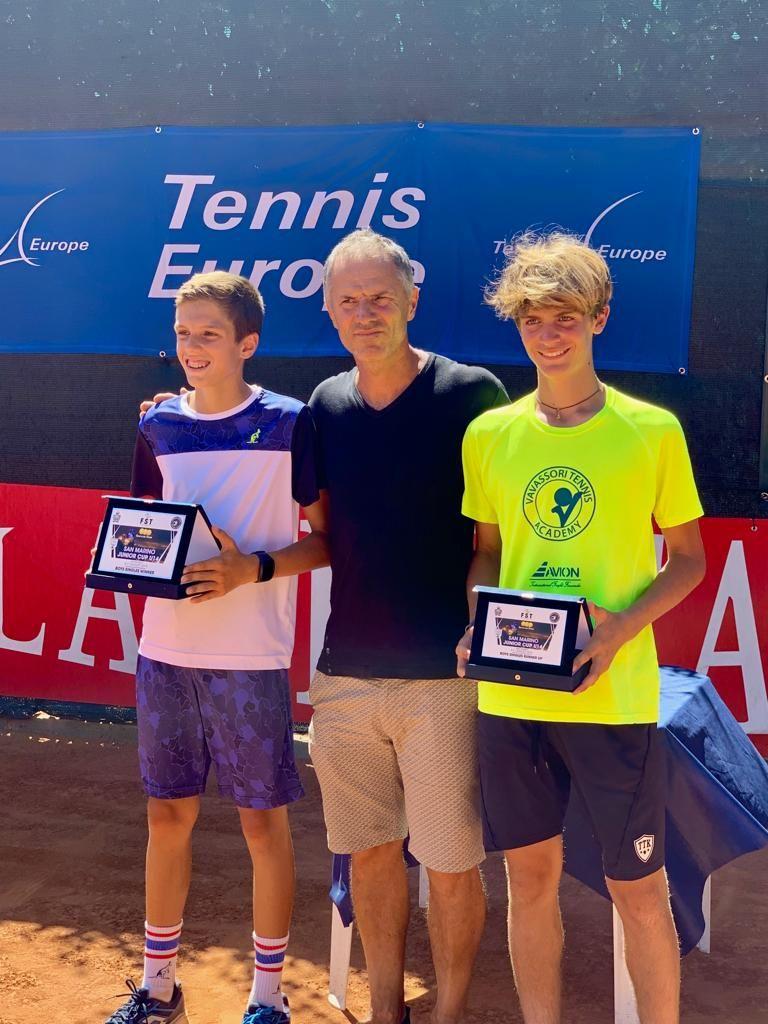 Ecco i vincitori della San Marino Junior Cup