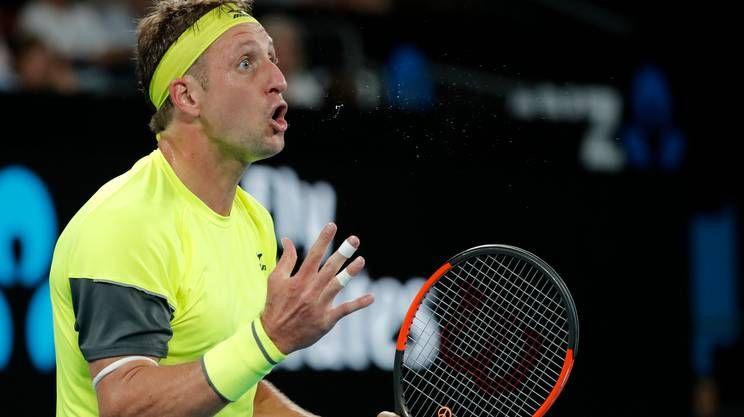 Tennys Sandgren classe 1991 e n.97 ATP