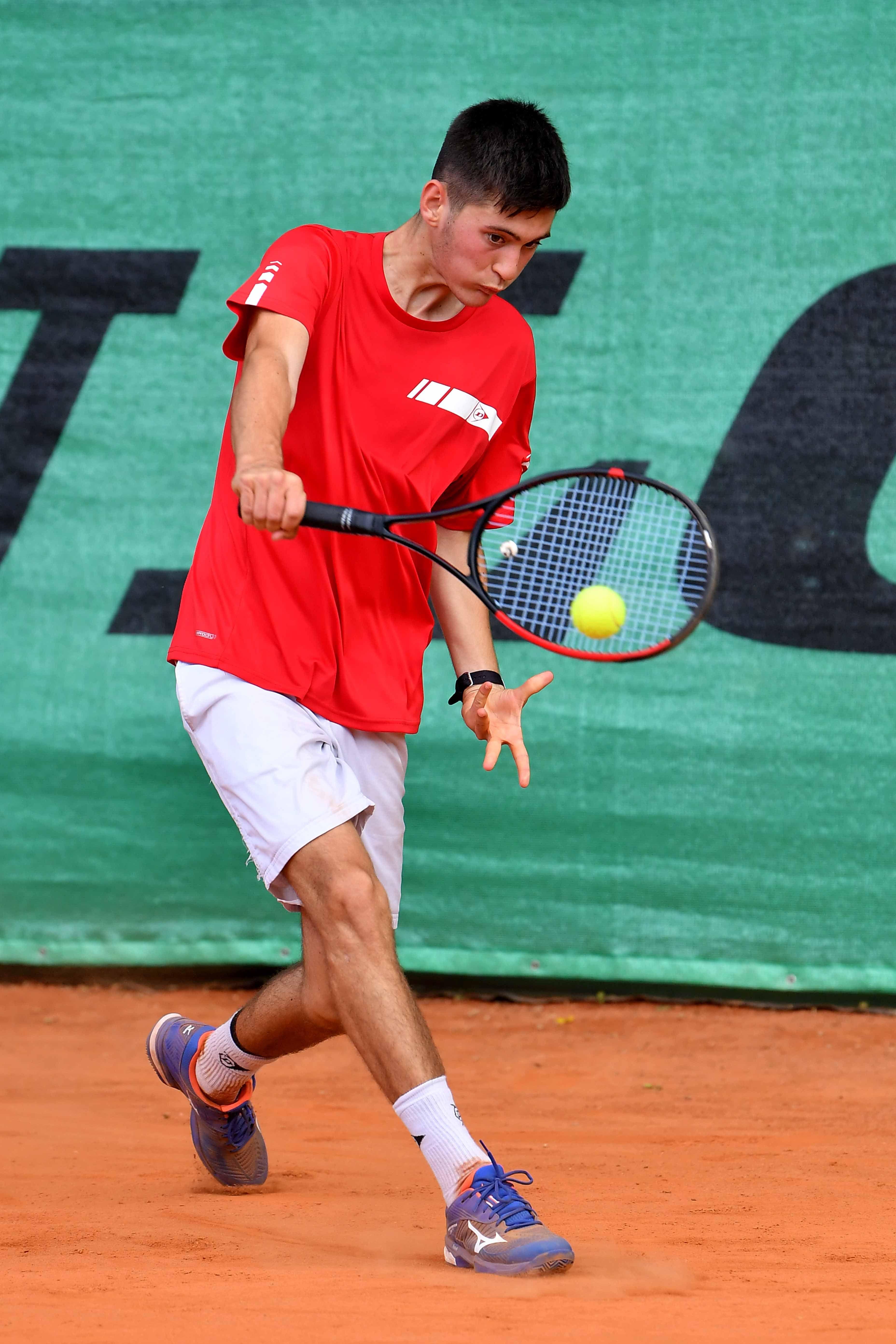 Andrea Sandrone nella foto - Foto Francesco Panunzio
