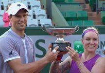 Roland Garros: Titolo a Bethanie Mattek-Sands e Mike Bryan