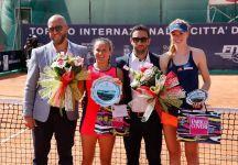 """La svizzera Ylena In-Albon e il brasiliano Thiago Seyboth Wild sono i vincitori del 39° Torneo interazionale giovanile """"Città di Santa Croce"""""""