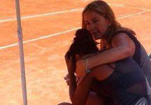 Tragedia durante la finale del torneo ITF di Santiago. Muore il padre di Daniela Seguel colpito da un malore