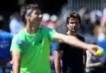 Fabrice Santoro e la voglia di allenare Roger Federer