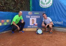 Jan Satral vince a sorpresa il torneo challenger di Roma due Ponti