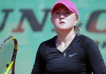 ITF Pomezia: Successo finale di Aliaksandra Sasnovich. Sconfitta in semifinale la Grymalska