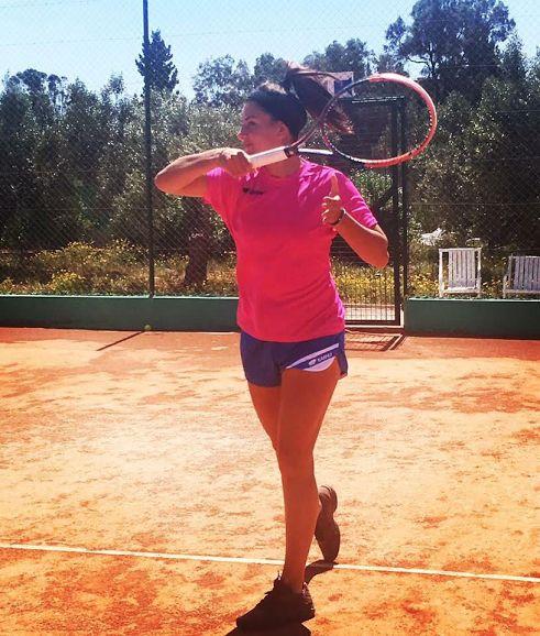 Camilla Scala classe 1994 e n.400 WTA