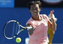 Australian Open: Francesca Schiavone ad un passo dalla sconfitta contro Rebecca Marino. Alla fine l'azzurra non al meglio della condizione accede al terzo turno