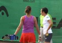 Video del Giorno: In azione a Barcellona Francesca Schiavone e Flavia Pennetta nel doppio